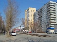 Новосибирск, улица Гурьевская, дом 42. многоквартирный дом