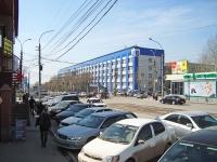 Новосибирск, улица Гурьевская, дом 51. университет Сибирский государственный университет телекоммуникаций и информатики (СибГУТИ)