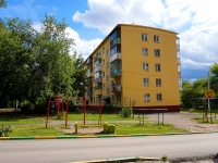 Novosibirsk, st Gurievskaya, house 37. Apartment house