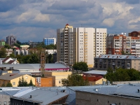 Novosibirsk, st Gurievskaya, house 78. Apartment house