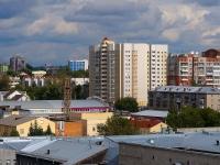 Новосибирск, улица Гурьевская, дом 78. многоквартирный дом
