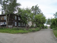 Novosibirsk, st Dneprovskaya, house 1. Apartment house