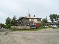 Новосибирск, улица Днепровская, дом 17. многоквартирный дом
