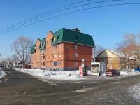 Новосибирск, улица Короленко, дом 129. многоквартирный дом