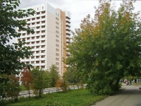Новосибирск, улица Нижегородская, дом 24/1. многоквартирный дом