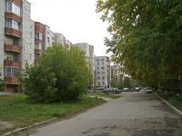 Новосибирск, улица Нижегородская, дом 28. многоквартирный дом