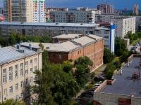 Новосибирск, улица Нижегородская, дом 23. университет Сибирский государственный университет телекоммуникаций и информатики