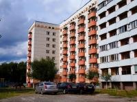 Новосибирск, улица Нижегородская, дом 24. многоквартирный дом
