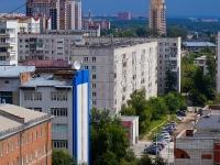 Новосибирск, улица Нижегородская, дом 27. многоквартирный дом