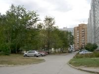 Новосибирск, улица Демакова, дом 1. многоквартирный дом