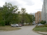 Novosibirsk, st Demakov, house 1. Apartment house
