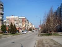 Novosibirsk, st Demakov, house 5. Apartment house