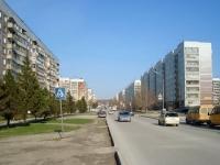 Novosibirsk, st Demakov, house 8. Apartment house