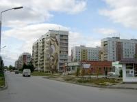 Novosibirsk, st Demakov, house 9. Apartment house