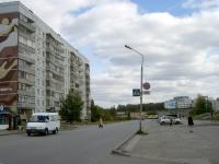 Новосибирск, улица Демакова, дом 13. многоквартирный дом
