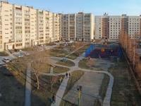 Новосибирск, улица Демакова, дом 17. многоквартирный дом