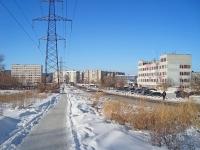 Novosibirsk, st Demakov, house 23. office building