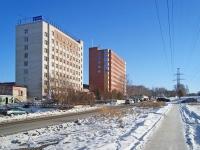 Новосибирск, улица Демакова, дом 27. офисное здание