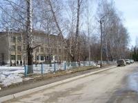 Новосибирск, проезд Детский, дом 10. гимназия №3
