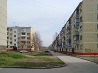 Новосибирск, улица Динамовцев, дом 9. многоквартирный дом