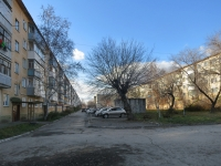 Novosibirsk, st Dinamovtsev, house 7. Apartment house