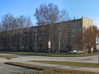 Новосибирск, улица Динамовцев, дом 8. многоквартирный дом