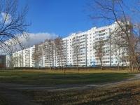 Новосибирск, улица Динамовцев, дом 15. многоквартирный дом