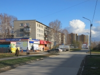 Novosibirsk, st Dinamovtsev, house 3. Apartment house