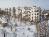 Новосибирск, улица Добровольческая, дом 2. многоквартирный дом
