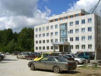 Novosibirsk, st Kutateladze, house 4А. office building