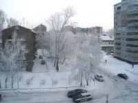 Новосибирск, улица Демьяна Бедного, дом 54. многоквартирный дом