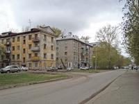 Новосибирск, улица Демьяна Бедного, дом 58А. многоквартирный дом