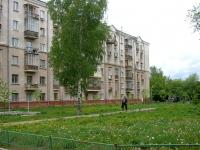 Новосибирск, улица Демьяна Бедного, дом 60. многоквартирный дом