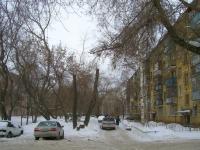 Новосибирск, улица Демьяна Бедного, дом 70. многоквартирный дом