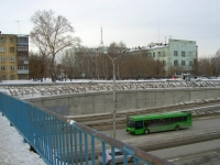 Новосибирск, улица Демьяна Бедного, дом 71. больница