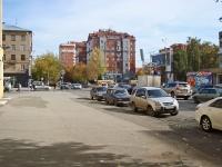 Новосибирск, улица Державина, дом 14. многоквартирный дом
