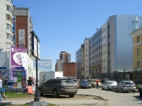 Novosibirsk, Derzhavin st, house 28. office building