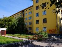 Novosibirsk, Derzhavin st, house 8. Apartment house