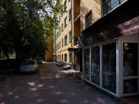 Новосибирск, улица Державина, дом 10. многоквартирный дом