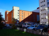 Novosibirsk, Derzhavin st, house 30. garage (parking)