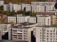 Новосибирск, улица Державина, дом 59. общежитие