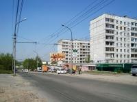 Новосибирск, улица Доватора, дом 17. многоквартирный дом