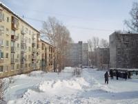 Новосибирск, улица Доватора, дом 29. многоквартирный дом