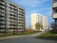 Novosibirsk, Esenin st, house 8/5. Apartment house