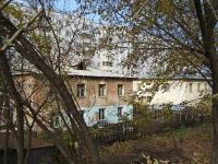 Новосибирск, улица Есенина, дом 8. многоквартирный дом
