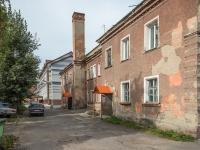 Новосибирск, улица Есенина, дом 3. многоквартирный дом