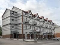 Новосибирск, улица Есенина, дом 5. офисное здание