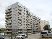 Novosibirsk, st Esenin, house 8/6. Apartment house