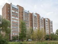 Новосибирск, улица Есенина, дом 10/3. многоквартирный дом