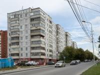 Novosibirsk, st Esenin, house 8/1. Apartment house